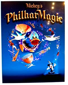 Watch free movies online now Mickey's PhilharMagic USA [hd720p]