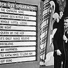 Dick Clark in Bandstand (1952)