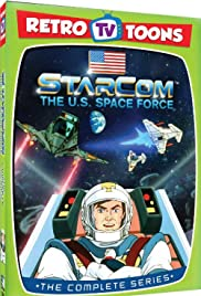 Starcom: The U.S. Space Force Poster