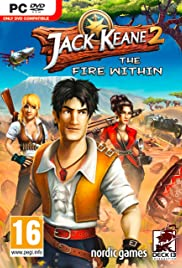 Jack Keane 2: The Fire Within Poster