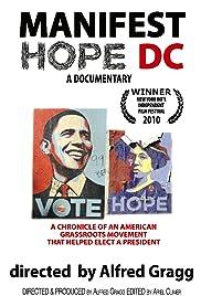 Manifest Hope: DC Poster