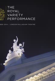 The Royal Variety Performance 2014 Poster