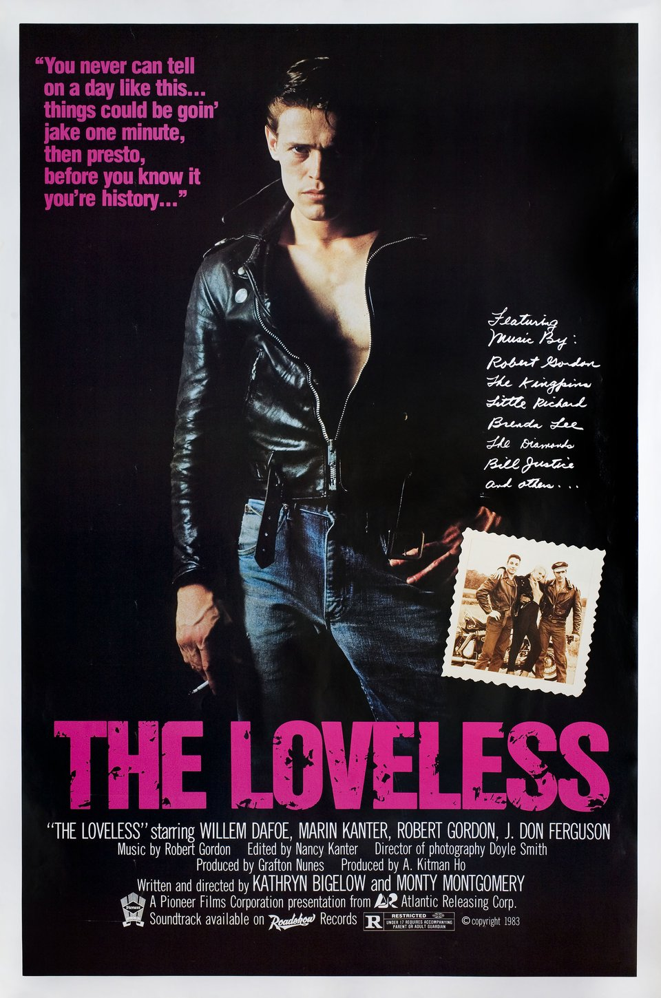The Loveless (1981) - IMDb