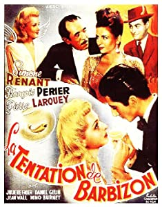 utorrent free downloadable movies La tentation de Barbizon by Jean Girault [720x576]