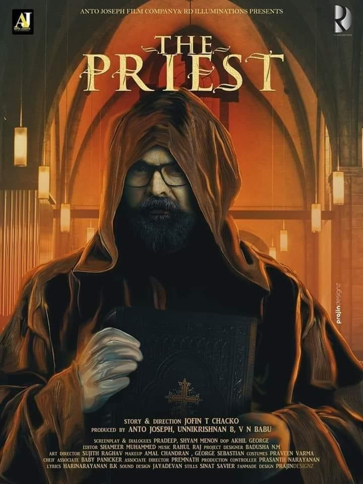 The Priest (2021) Hindi Dubbed 350MB HDRip 480p Download