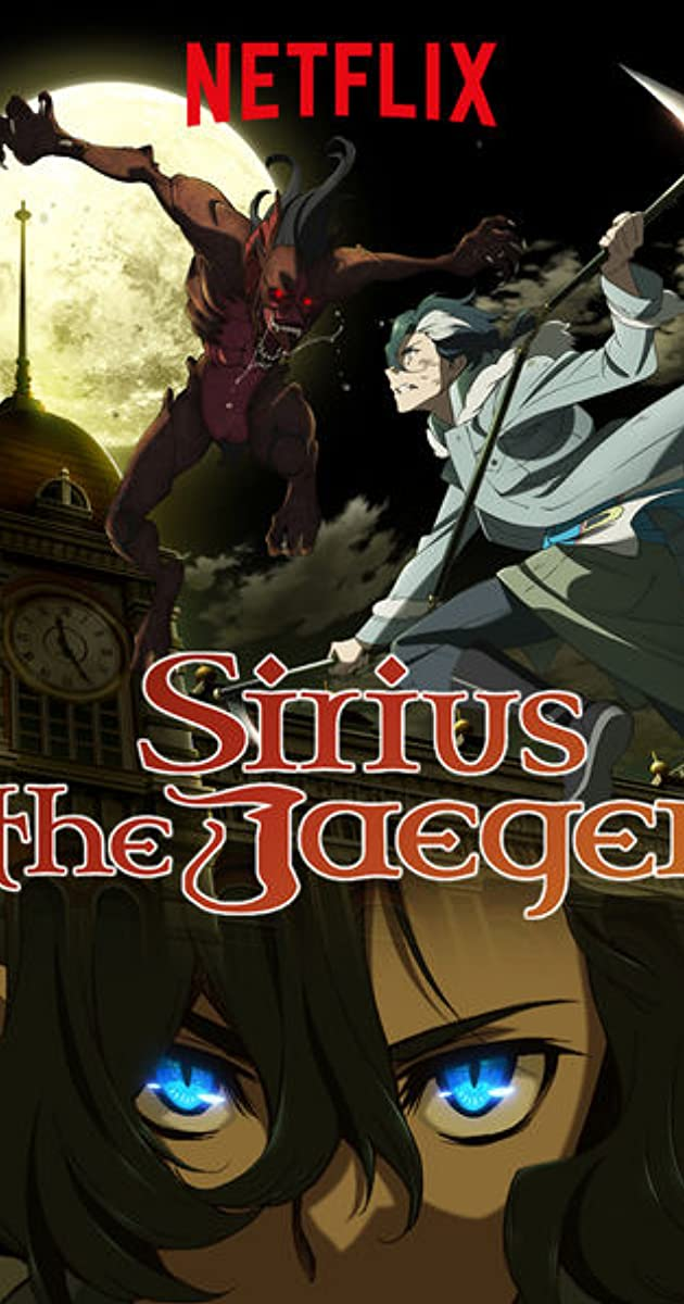Download Sirius the Jaeger or watch streaming online complete episodes of  Season1 in HD 720p 1080p using torrent