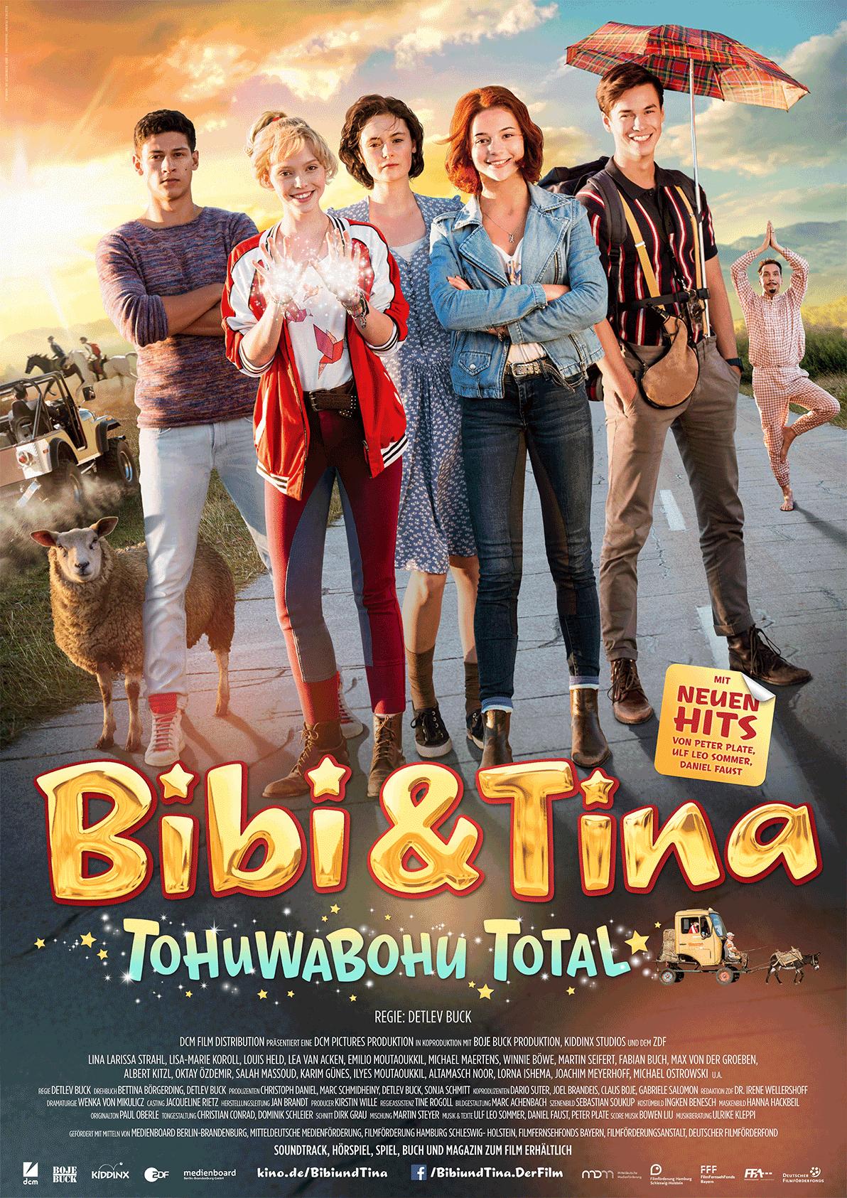 Bebė ir Tina. Visiška suirutė (2017) / Bibi & Tina: Tohuwabohu total