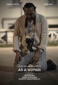 James La Motta in As a Woman (2018)