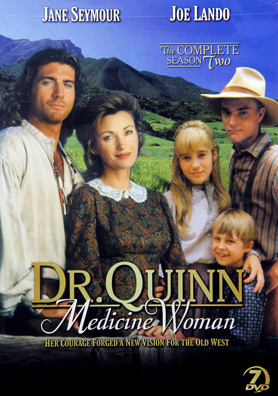 Dr Quinn Medicine Woman Tv Series 19931998 Imdb