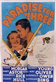 Paradise for Three(1938) Poster - Movie Forum, Cast, Reviews