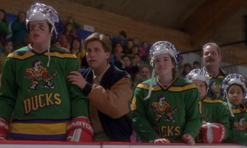Image result for the mighty ducks 1992 pictures