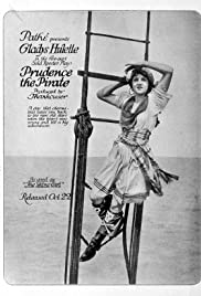Prudence, the Pirate Poster