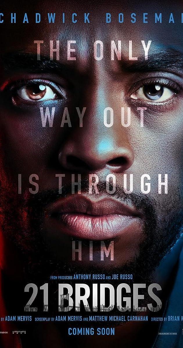 Watch Full HD Movie 21 Bridges (2019)