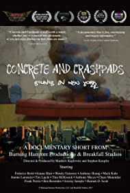 Concrete and Crashpads: Stunts in New York (2016)