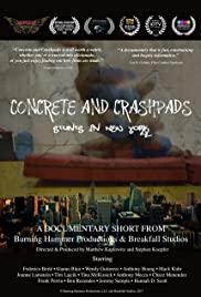 Concrete and Crashpads: Stunts in New York Poster