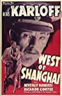 West of Shanghai (1937) Poster