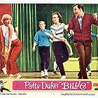 Patty Duke and Warren Berlinger in Billie (1965)