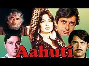 Rakesh Roshan Aahuti Movie