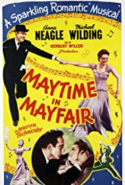 Maytime in Mayfair Poster