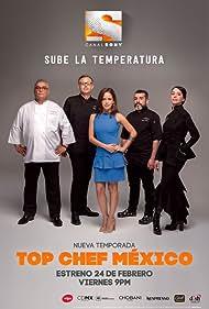 Ana Claudia Talancón in Top Chef Mexico (2016)