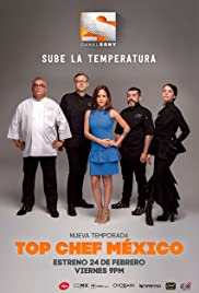 Top Chef Mexico Poster