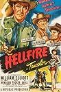 Hellfire (1949) Poster