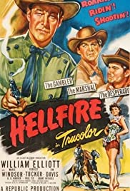 Hellfire (1949) Poster - Movie Forum, Cast, Reviews