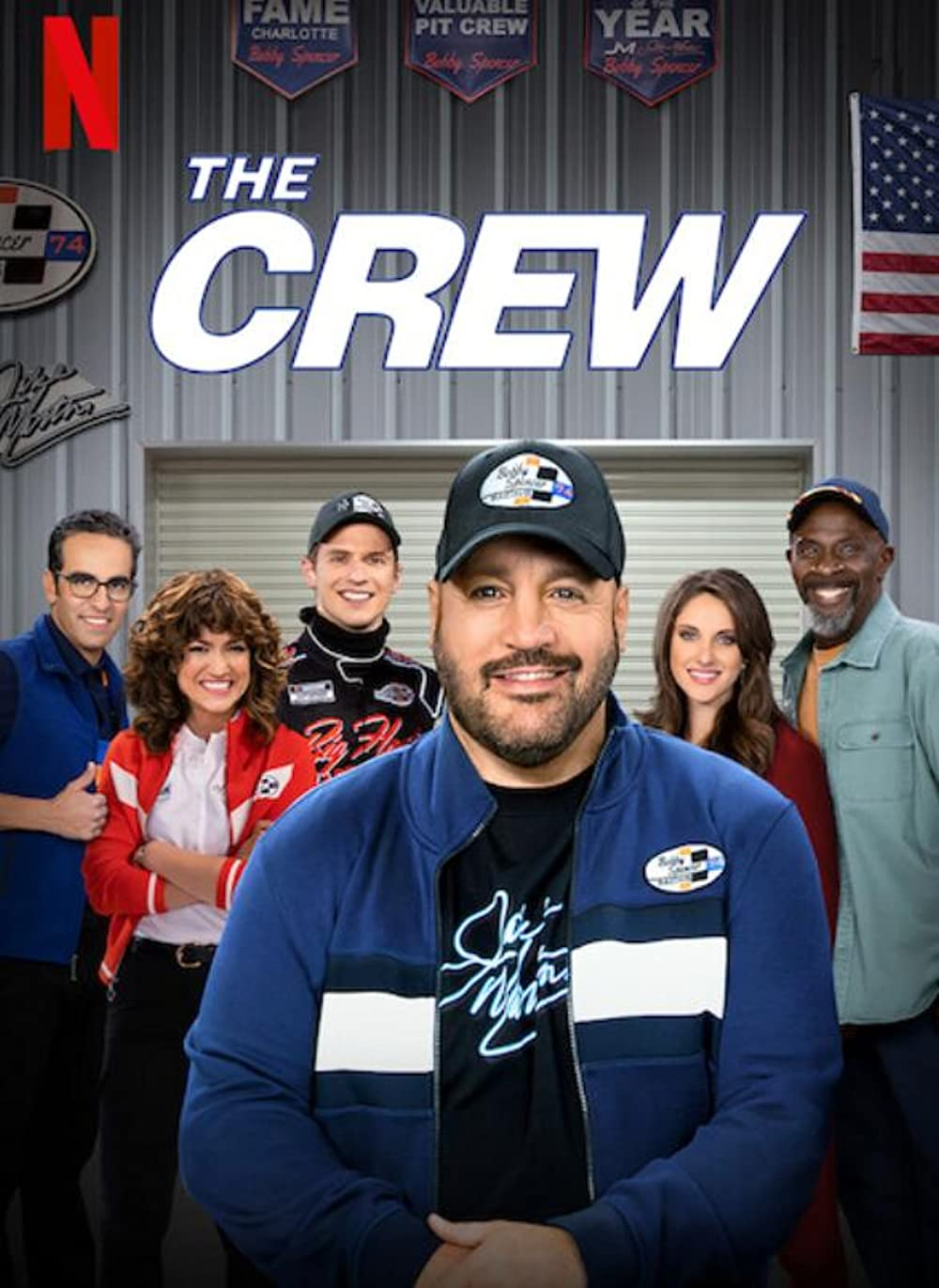 The Crew 2021 S01 Complete Hindi NF Series 800MB HDRip Download