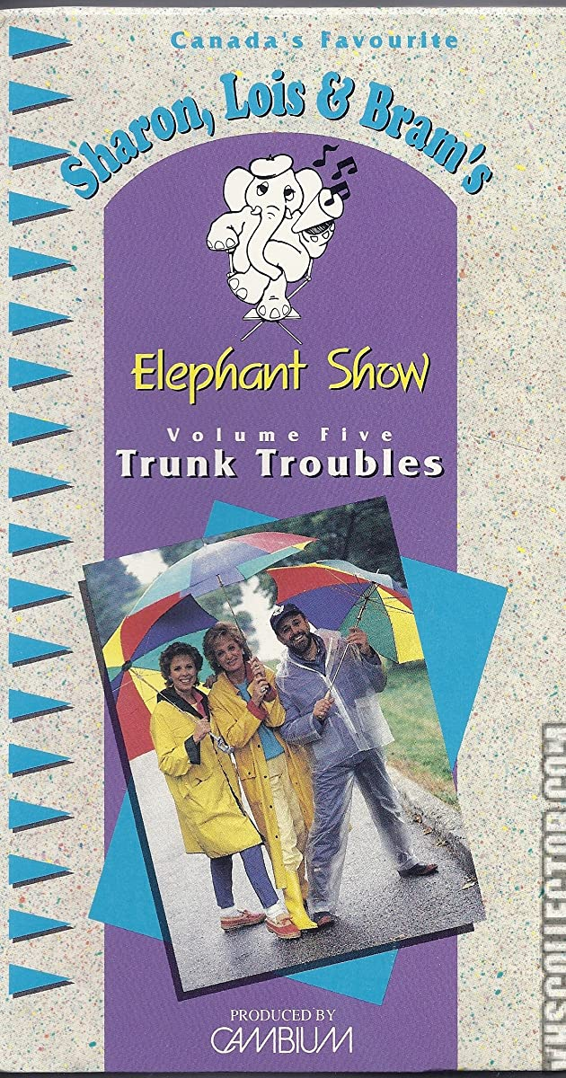 Sharon, Lois & Bram's Elephant Show (TV Series 1984–1988