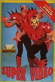 WWF Deutschland Tour '92 Poster