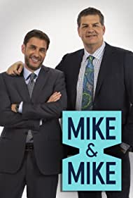 Mike Greenberg and Mike Golic in Mike and Mike in the Morning (2006)