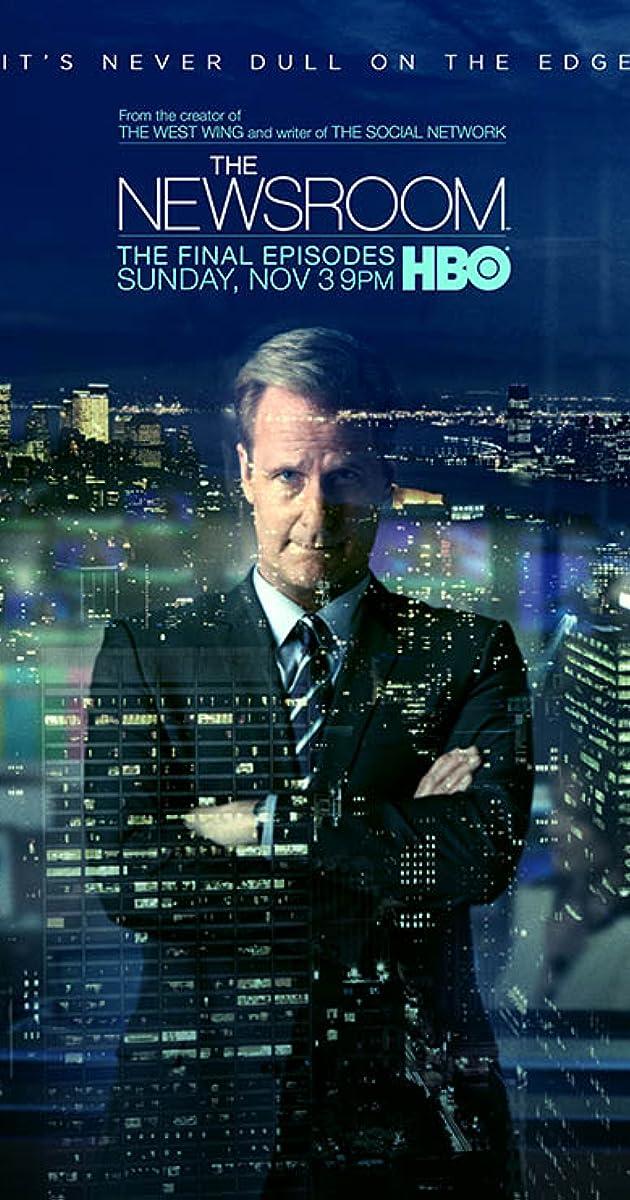 The Newsroom (TV Series 2012–2014) - IMDb