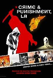 Crime & Punishment, LA Poster