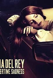 Lana Del Rey: Summertime Sadness Poster