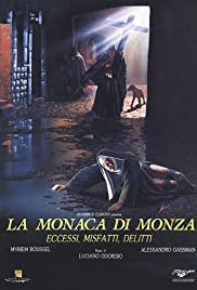 The Devils of Monza Poster