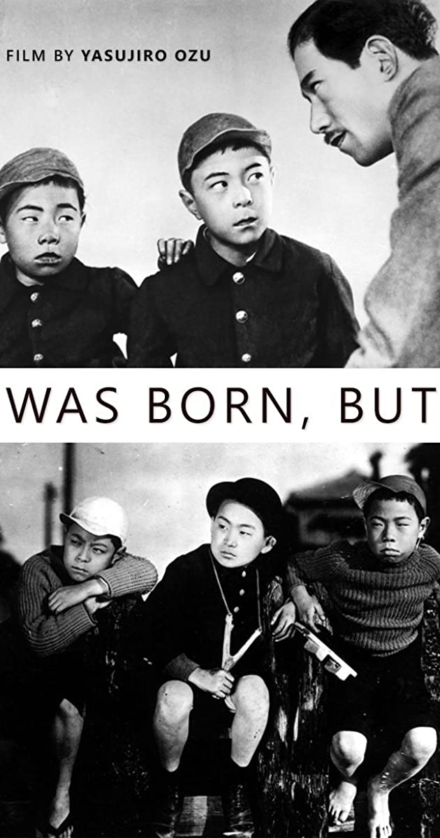 I Was Born, But... (1932) Subtitles