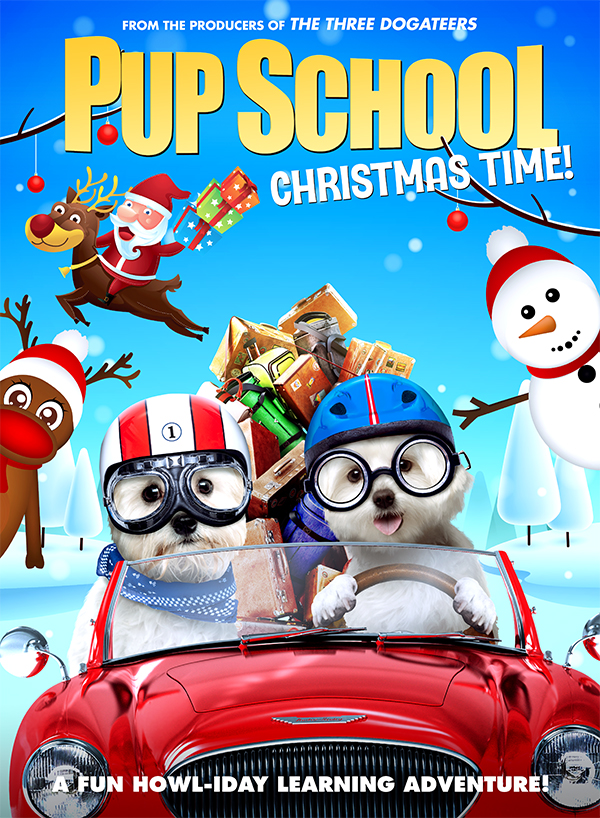 Pup School: Christmas Time on FREECABLE TV