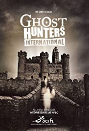 Ghost Hunters International Poster