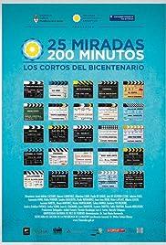 25 miradas, 200 minutos Poster