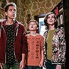 Stony Blyden, Maemae Renfrow, and Daan Creyghton in Hunter Street (2017)
