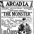 Lon Chaney in The Monster (1925)