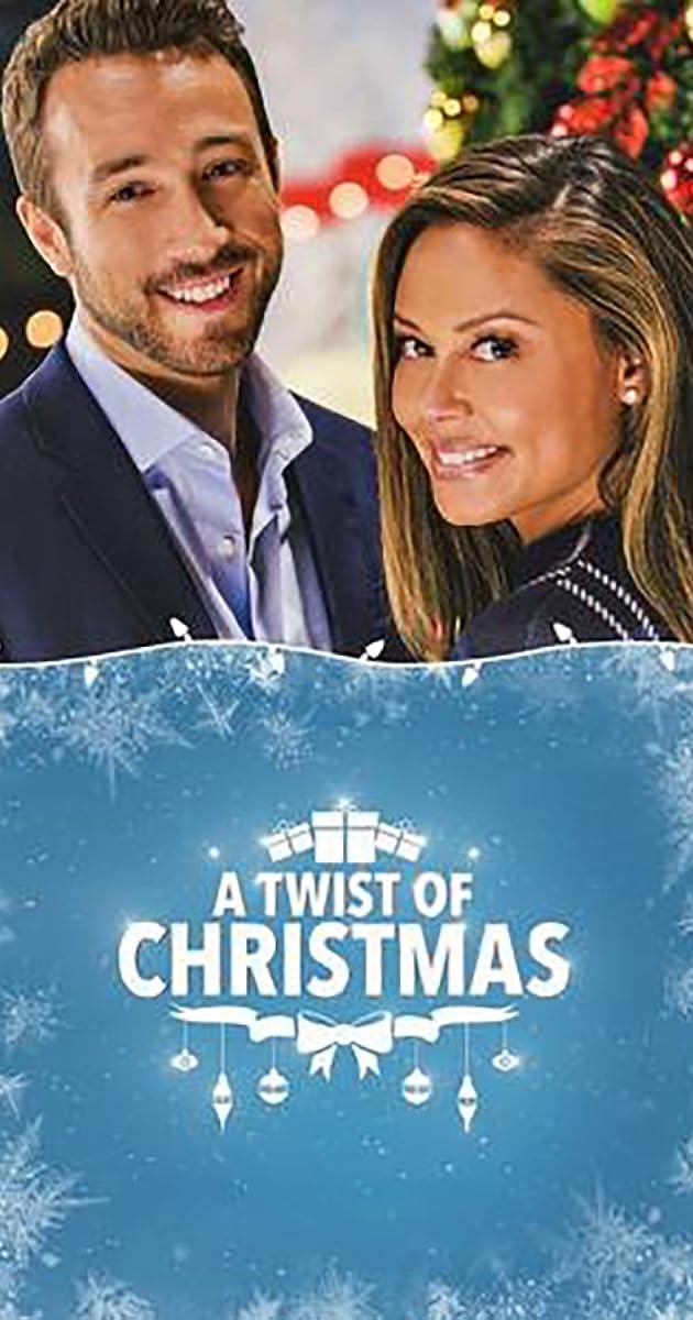 A Cinderella Christmas Cast.A Twist Of Christmas Tv Movie 2018 Imdb