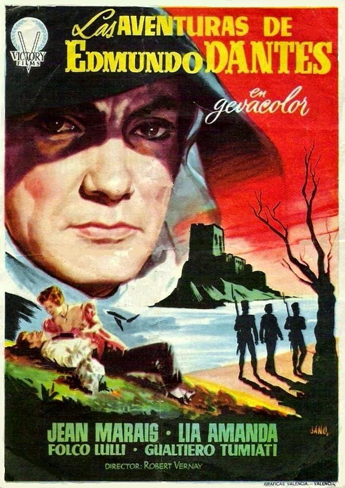le comte de monte cristo 1954