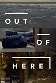 Out of Here Poster