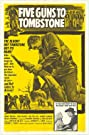 Five Guns to Tombstone (1960) Poster