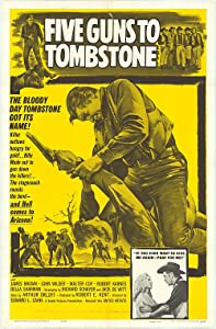 Can you download the old imovie Five Guns to Tombstone by Gerd Oswald [2k]