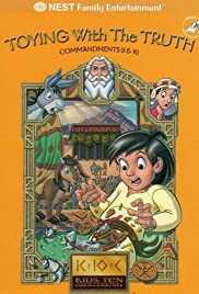 Kids' Ten Commandments: Toying with the Truth Poster