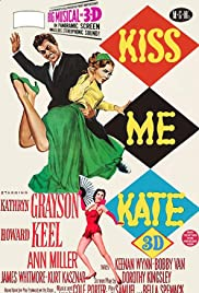 Kiss Me Kate(1953) Poster - Movie Forum, Cast, Reviews