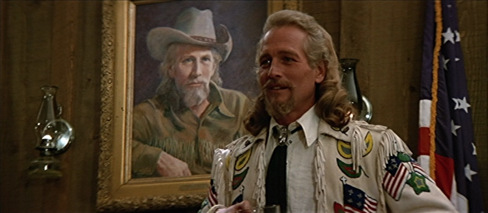 Paul Newman in Buffalo Bill and the Indians or Sitting Bull's History Lesson (1976)