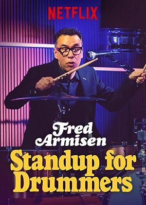 弗瑞德·阿米森:給鼓手的喜劇   awwrated   你的 Netflix 避雷好幫手!